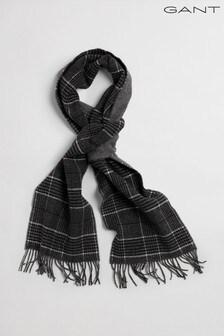 GANT Glencheck Wool Scarf