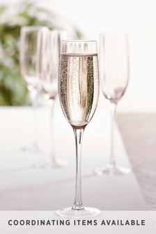 Súprava 4 fláut na šampanské Sophie