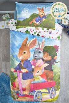 Peter Rabbit Duvet Cover and Pillowcase Set
