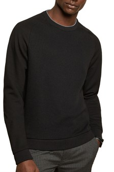 Ted Baker Black Rib Sweater