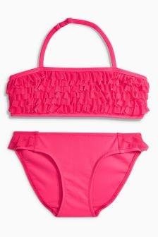 Frill Mesh Bikini (3-16yrs)