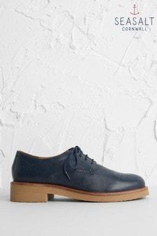 Seasalt Blue Eddystone Shoes