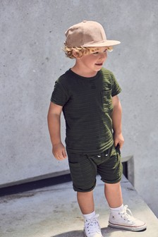 T-Shirt And Shorts Set (3mths-7yrs)