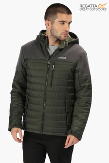 Regatta Orton Hooded Baffle Jacket