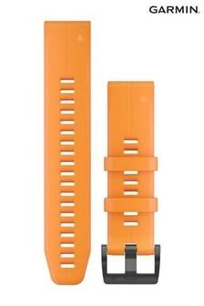 Garmin Quickfit 22 Orange Watch Band