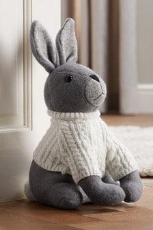Rabbit Doorstop
