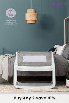 SnuzPod4 Bedside Crib Dusk