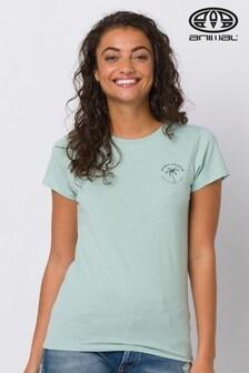 Animal Green Flyte Graphic T-Shirt