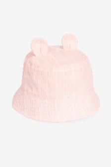 Check Hat (0-18mths)