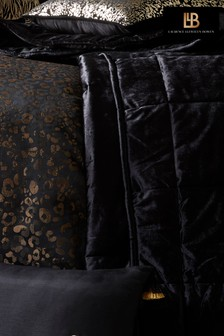 Laurence Llewelyn-Bowen Concierge Luxury Velvet Quilted Bedspread