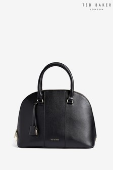 Ted Baker Black Kaitiee Dome Tote Bag