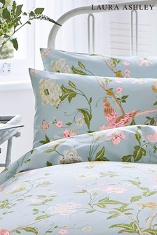 Set of 2 Laura Ashley Summer Palace Pillowcases