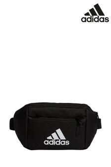 adidas Black Waistbag