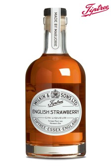 English Strawberry Gin Liqueur by Tiptree