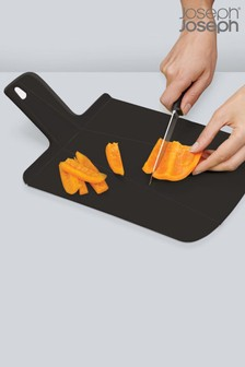 Joseph Joseph Chop2Pot Plus Large Black Chopping Board