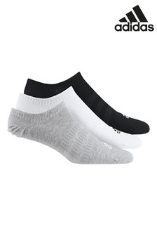adidas Kids Multi Invisible Socks Three Pack