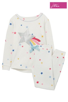 Joules Blue Sleepwell Pyjama Set