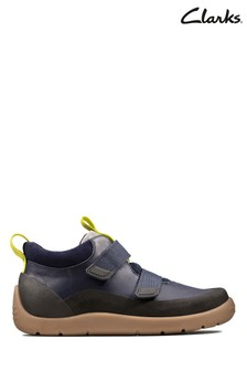 Clarks Blue Play Hike K Sports Boots