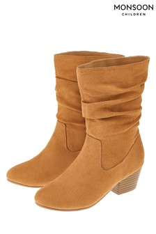 Monsoon Sian Slouch Boots