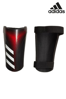 adidas Black Predator 20 Training Shin Guards