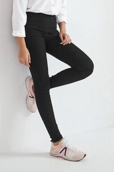 Lightweight Packable Denim Leggings