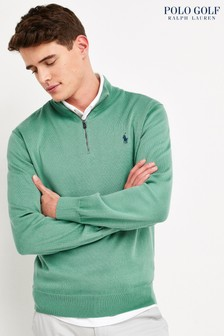 Polo Ralph Lauren Golf Zip Neck Jumper
