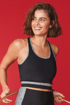 Sculpting Sports Crop Top