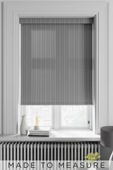 Mack Grey Made To Measure Roller Blind