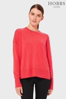 Hobbs Pink Lydia Sweater