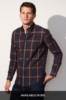 Kostkovaná košile