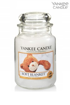 Yankee Candle Classic Large Soft Blanket Candle