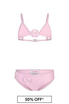 Selini Action Girls Pink Bikini