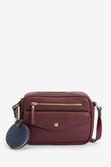Front Pocket Across Body Bag