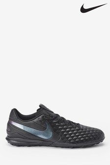 Nike Black Tiempo Legend 8 Academy Turf Football Boots