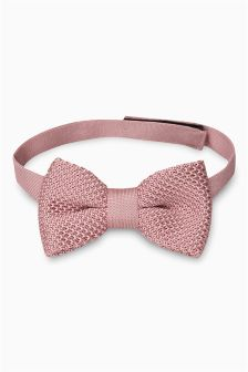 Knitted Bow Tie (3-16yrs)