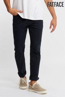 FatFace Blue Ashton 5 Pocket Trouser