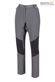Regatta Grey Womens Sungari ll Trousers