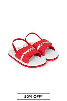 Boss Kidswear Sandals