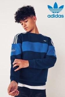 adidas Originals Navy Spirit Crew Sweater