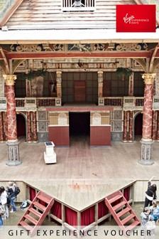 Guided Tour Of Shakespeare's Globe Theatre For Two Gift Experience by Virgin Experience Days