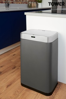 Tower 75L Rectangular Sensor Bin