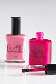 Set of 2 14ml Nail Polish