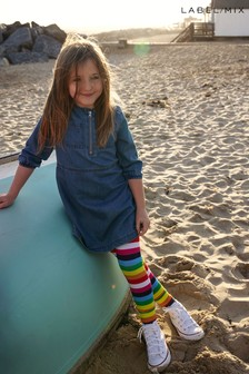 Mix/Hill & Friends Stripe Leggings
