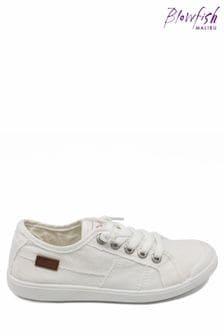 Blowfish White Vesper Lightweight Sneakers