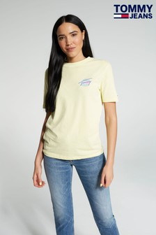Tommy Jeans Summer Circle Signature T-Shirt