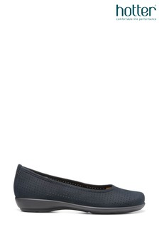 Hotter Livvy II Slip On Pump Shoes