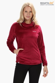Regatta Halia Overhead Velour Fleece