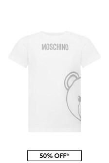 Moschino Kids Cotton T-Shirt