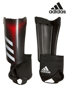 adidas Black Predator 20 Match Shin Guards