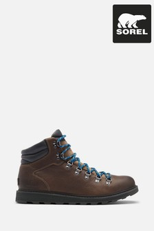 Sorel® Brown Madson ll Hiker Boots